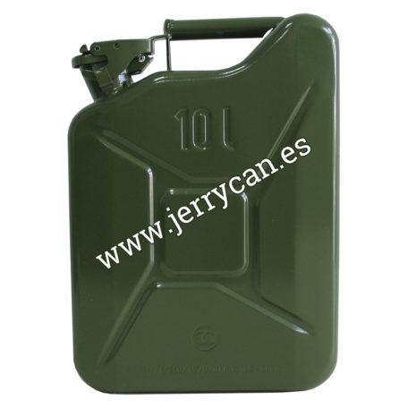 Jerry Can 10 Litros verde Militar