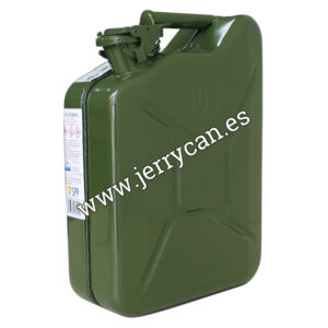Jerry Can 10 Litros verde Militar