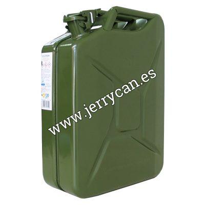 Jerry Can 20 Litros verde Militar