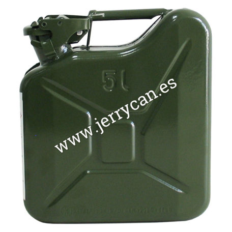 Jerry Can 5 Litros verde Militar