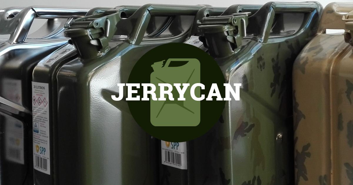 Jerry Can Social